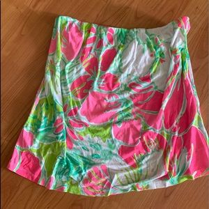 Lilly Pulitzer Tyra Tube Top Size Lg